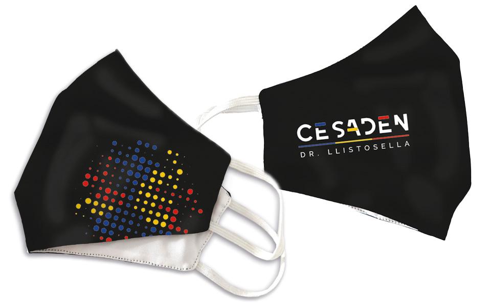 Mascarillas Personalizadas para empresas: Cesaden
