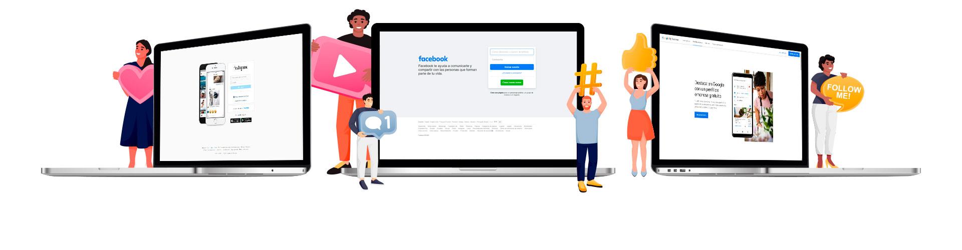 Nuevo servicio para empresas ¡Gestión de Redes Sociales!