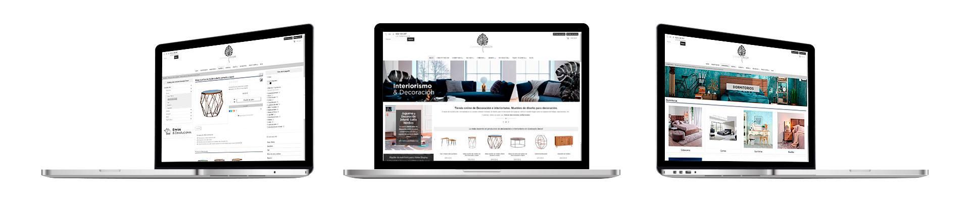 Creación de Landing Pages. Mejora el posicionamiento de tu web con una landing page